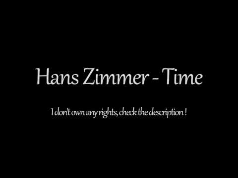 Hans Zimmer  Time 1 Hour  Inception Theme Song