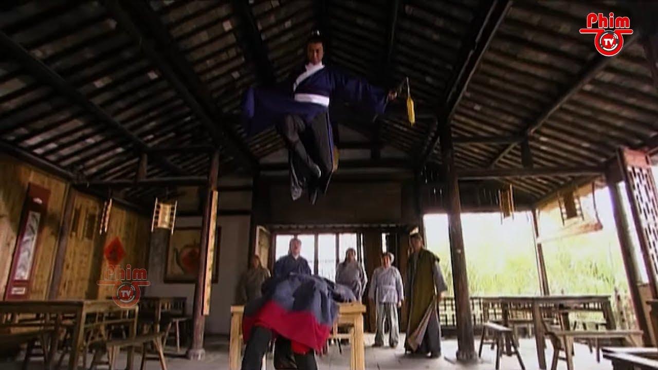 Triển Chiêu Chơi Đùa Với Đám Quan Binh Hống Hách Ức Hiếp Bá Tánh   Bao Thanh Thiên   ONFILM