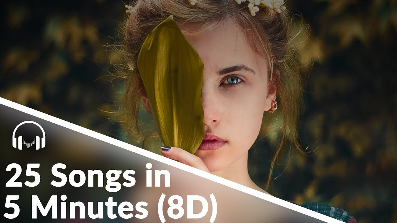 25 Songs in 5 minutes - 8D Romantic Mashup   Best Romantic Collection   Best Love Songs   8D Mashup