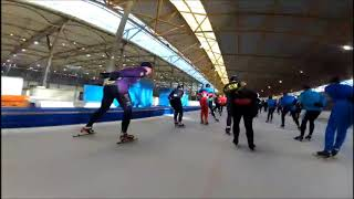 Ice Skating - Long Track In The Hague