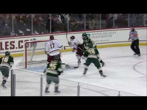 2017-03-11 Boston College vs. Vermont Hockey East Quarterfinals Game 2Highlights