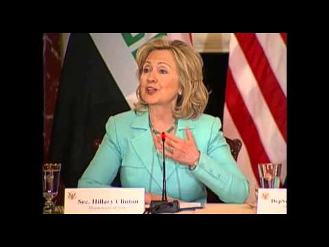 Hillary Clinton in 2011: Iraq is a Business Opportunity