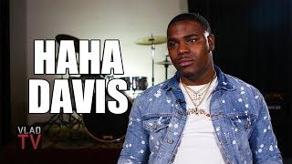 HaHa Davis Regrets Accusing White Woman of Racism while Filming Jail Skit (Part 2)