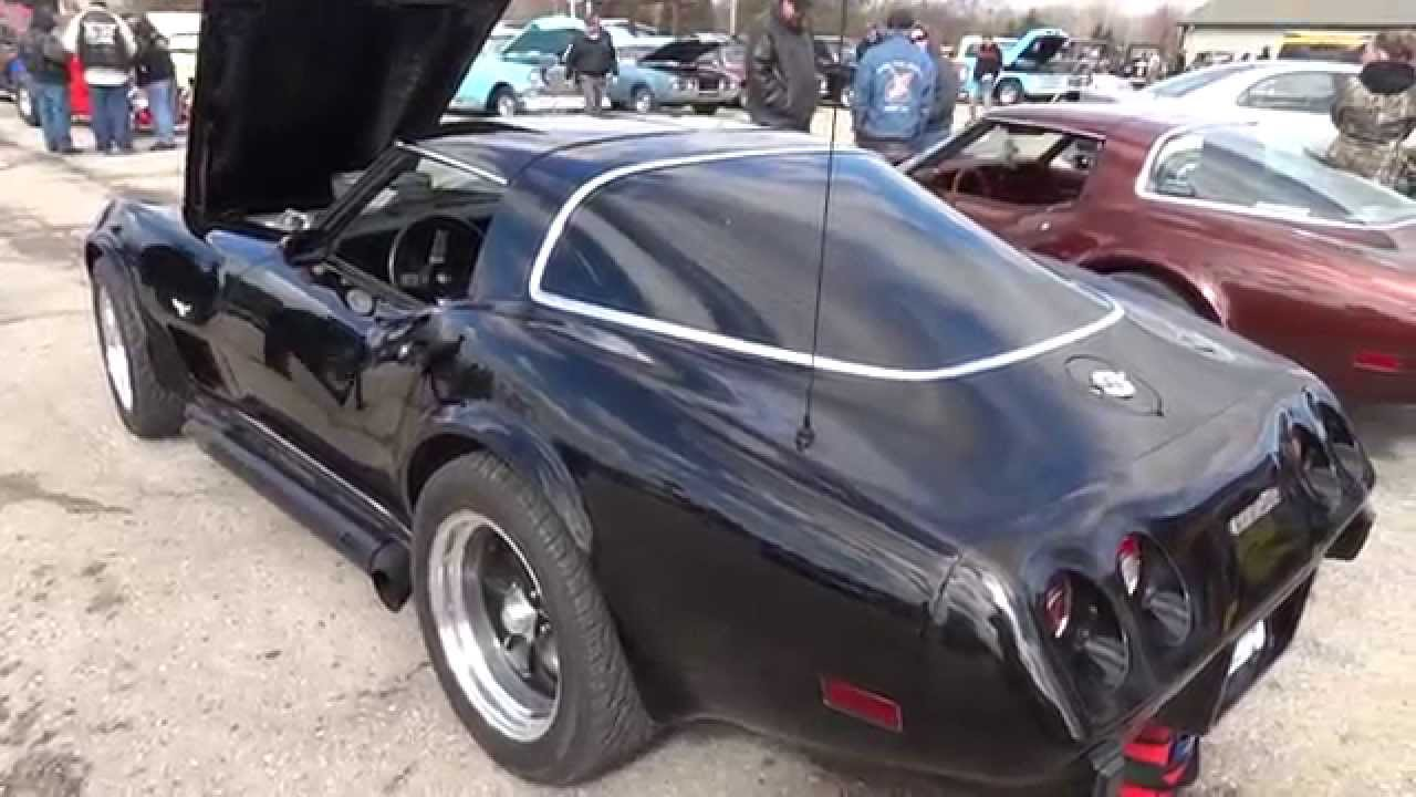 National association of science writers 2014 corvette