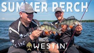 Summer Perch fishing