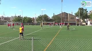 XLI Torneo Iberos CF / Primer partido / Bulgaros Futboleros - Wanderers FC
