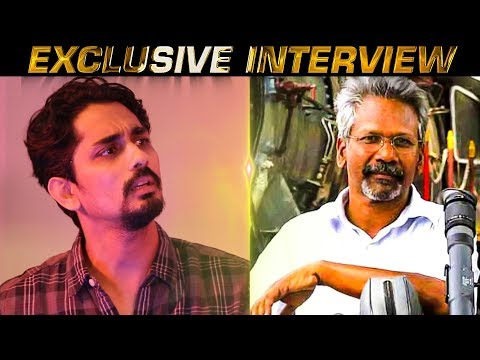 """""""I'm Not a Mani Ratnam's Hero..."""" - Actor Siddarth Opens Up!   AVAL   MY 189"""