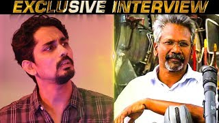 """A Movie like Conjuring, For Tamil People...""- Actor Siddarth on AVAL 