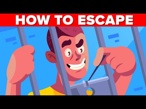 Prison Experts Reveal How to ACTUALLY ESCAPE a Maximum Security Penitentiary