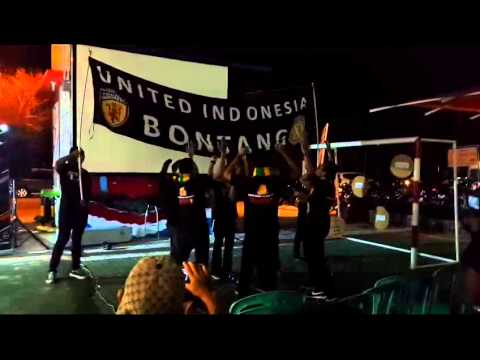 United Indonesia Bontang In Chant Competition 2015