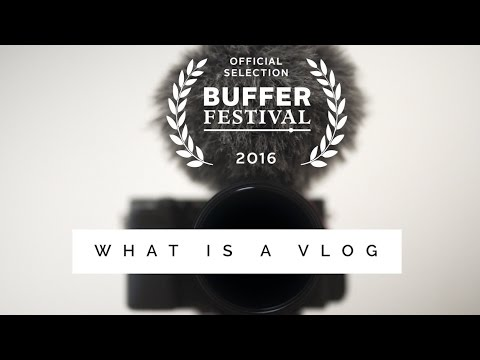 What Is A Vlog? | Original Short Film