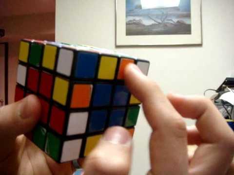 How To Solve a 4x4x4 Rubik's Cube - Part 2 - Edge Pairing
