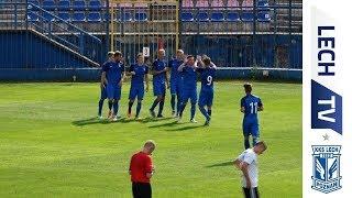 Siódme zwycięstwo z rzędu! Skrót meczu Lech II Poznań - KP Starogard Gdański