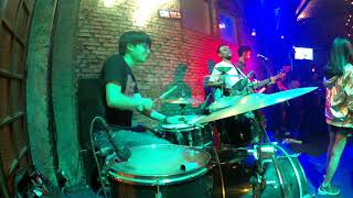 Cover images Reza Artamevia - Berharap Tak berpisah DRUM CAM || cover by TRIPLE-T