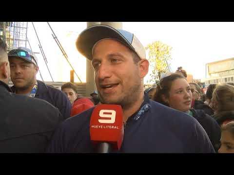 El Gobierno recibió a los campeones mundiales de sóftbol - Parte 2