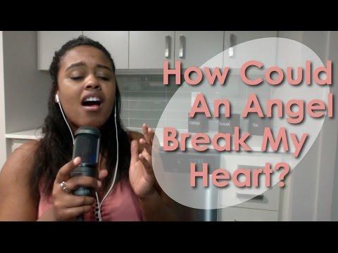 How Could An Angel Break My Heart - Toni Braxton (Sidonia Daniella Cover)