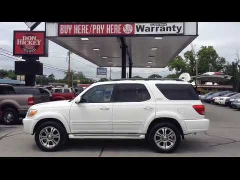 Toyota Dealers Okc >> Used Car Dealer Oklahoma City 2005 Toyota Sequoia Sr5
