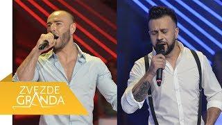 Adnan Nezirov i Mirza Delic - Splet pesama - (live) - ZG Polufinale 16/17 - 24.06.17. EM 40