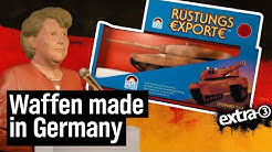 TOYtschland: Waffen made in Germany | extra 3 | NDR