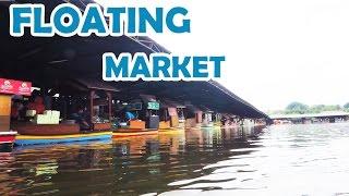 FLOATING MARKET Lembang Bandung - Full HD Video