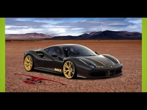 top ten exotic sports cars