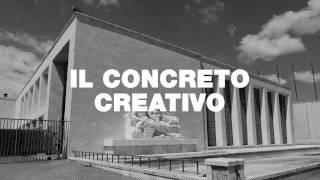 CONCRETO CREATIVO 50 ANNI DI LUCE - Firenze 29 settembre 2016