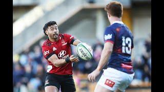 Harvey Norman Super Rugby Trans-Tasman Round Five: Melbourne Rebels v Crusaders