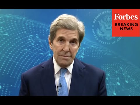 John Kerry: We have LESS THAN A DECADE to avoid climate change DISASTER