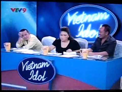 Vietnam Idol 2010 - cười bể bụng với 1 thí sinh ở Cần Thơ
