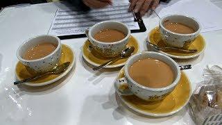 Конкурс по приготовлению чая с молоком прошёл в Гонконге (новости)