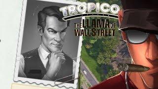 Tropico 6 The Llama of Wall Street HARD part 3 - The Broker missing | Let's Play Tropico 6 Gameplay
