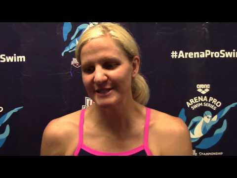Kirsty Coventry, SwimMAC (before Saturday finals)