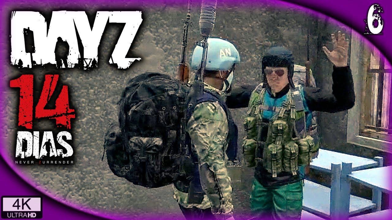DayZ - 14 Días #6   LA EXCURSIÓN DEL CABLE   DayZ Gameplay Español