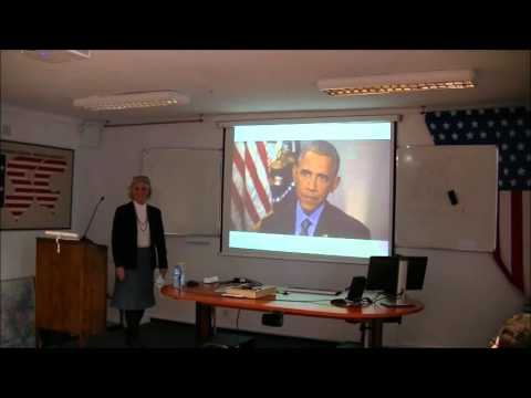 Molly O'Neal - Foreign Policy Debates and the U.S. Presidential Campaign