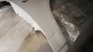 видео Автозапчасти Крашенные детали в цвет