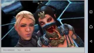 Ultima pelea de la ultima torre Mortal Kombat X Android!