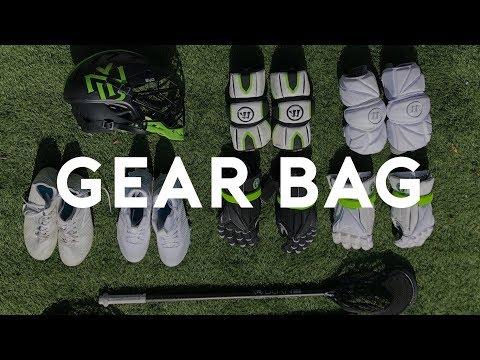 MY GEAR BAG