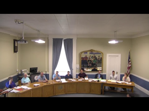 City of Plattsburgh, NY Meeting  6-8-17
