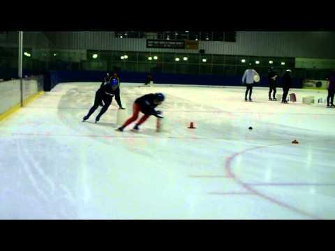 bucket corner drill many skaters mid season