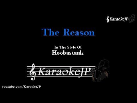 the-reason-(karaoke)---hoobastank