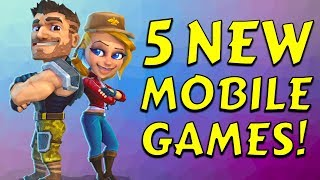 5 NEW Android & iOS Mobile Games of the Week | TL;DR Reviews #19