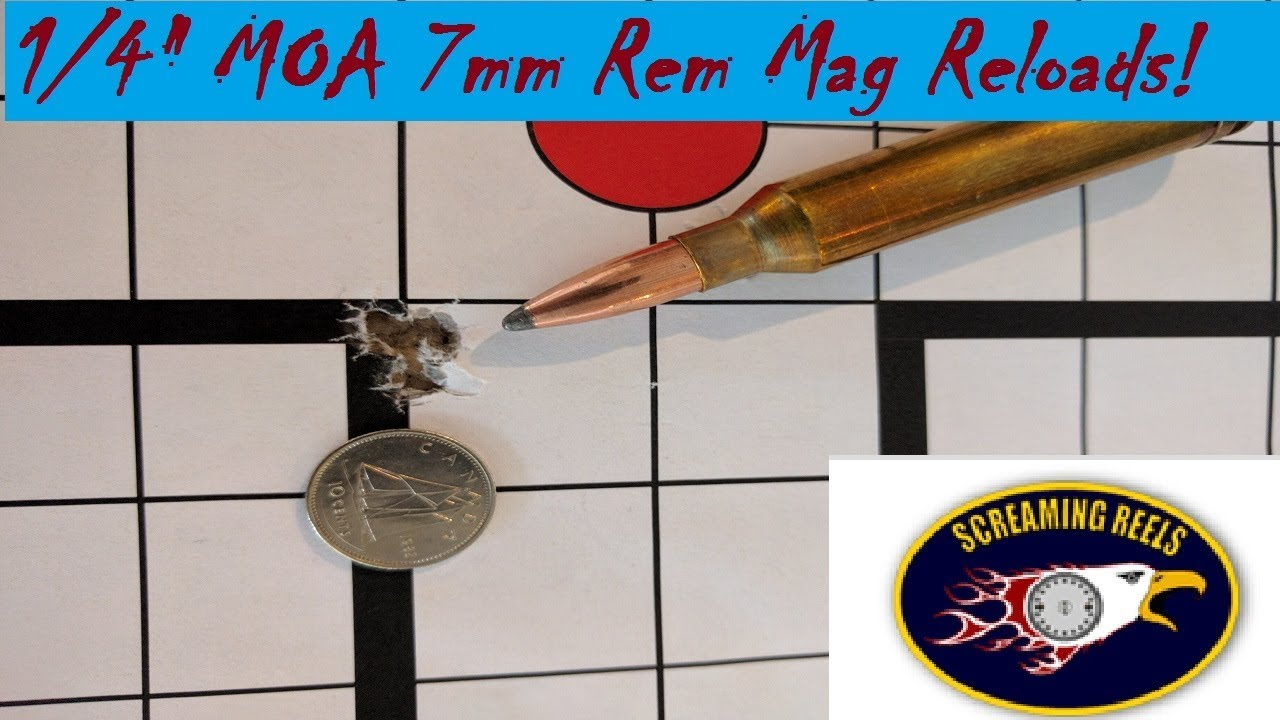 Best Load for 7mm Remington Magnum Reloading