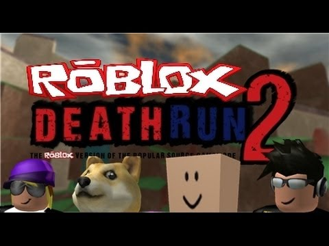Family Game Nights Plays: Roblox - Death Run 2