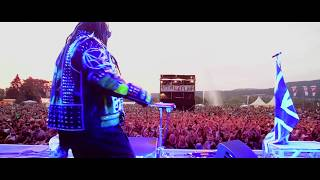 SKINDRED - 'That's My Jam' U.S. Tour Trailer | Napalm Records