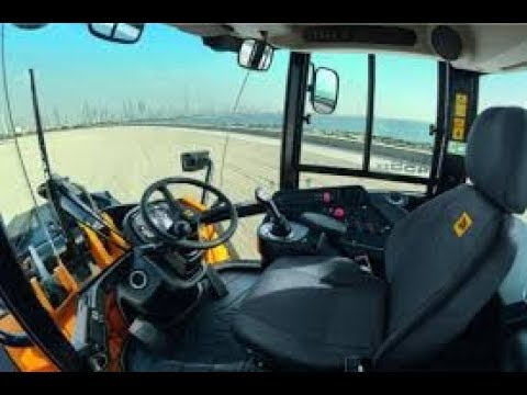 JCB 3DX ecoExcellence New Technology Interior