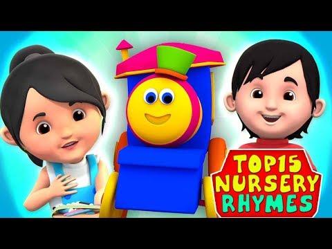 15 Лучших Стихотворений | Популярные Детские Песни | Дети Мультфильм | Top 15 Nursery Rhymes