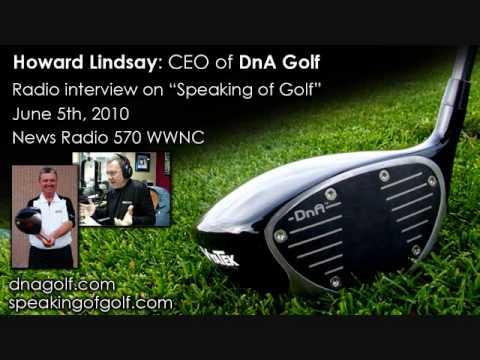 Howard Lindsay Speaking of Golf Radio.wmv