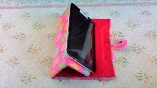 Cheapest Tablet Case / En Ucuz Tablet Standı Ve Tablet Kılıfı Nasıl Yapılır?