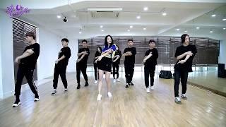 [60fps] GyeongRee (경리) - Blue Moon (어젯밤 ) Dance Practice