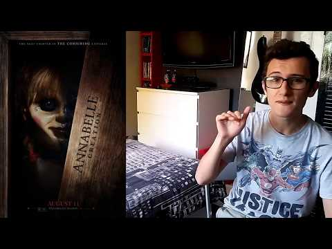 ANNABELLE CREATION: CLIP REACTIONS (Ghost and Toy Gun)